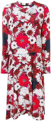 Cédric Charlier floral print dress