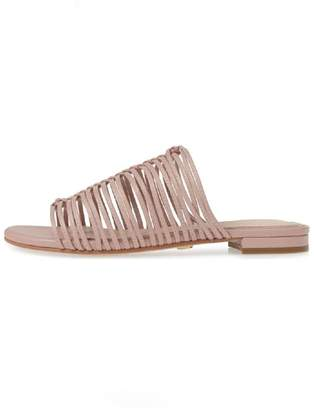 Cecelia New York Blush Sandal Slides