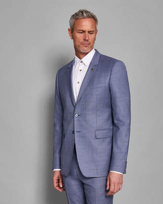 Ted Baker STROJTT Debonair plain wool suit jacket