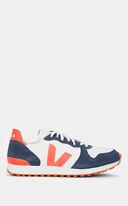 Veja Men's Mixed-Material Sneakers - White