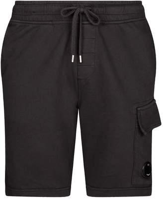 C.P. Company Cotton Pocket Detail Shorts
