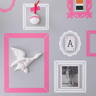 Nutmeg Pack Of Seven Picture Frame Wall Stickers