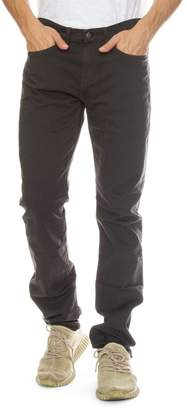 Frame L'Homme Slim-Fit Chino Pants In Hematite