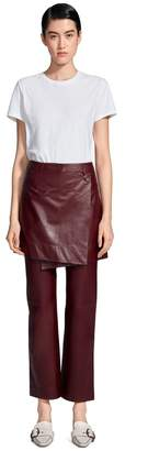 Sies Marjan Judy Leather Apron Pant