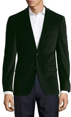 Laboratory LT Man Velvet Notch Lapel Sportcoat