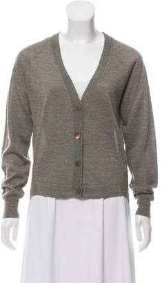 Dries Van Noten Lightweight V-Neck Cardigan