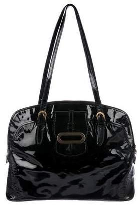 Jimmy Choo Patent Leather Day Handbag