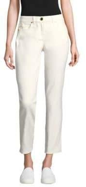 Max Mara Ulrico High-Rise Cropped Jeans
