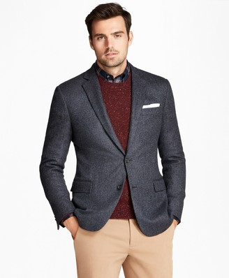 Brooks Brothers Regent Fit Herringbone Sport Coat
