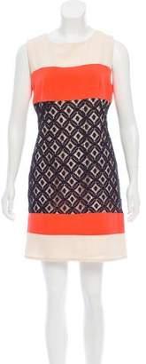 Marni Sleeveless Mini Dress