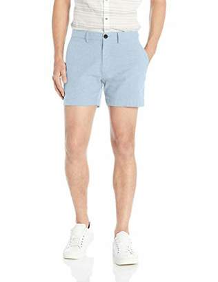 "Goodthreads Men's 5"" Inseam Lightweight Oxford Shorts"