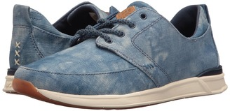 Reef - Rover Low TX Women's Lace up casual Shoes $75 thestylecure.com