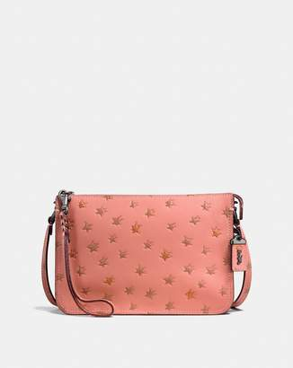 Coach Soho Crossbody With Star Print