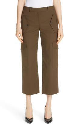 Michael Kors Crop Cargo Pants