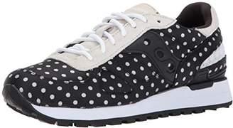 Saucony Women's Shadow Original CL Polka Dot Sneaker
