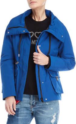 Love Moschino Toggle Waist Jacket