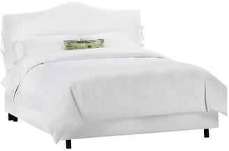 One Kings Lane Eloise Slipcover Bed - White