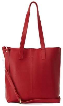 Kiko Leather Journalist Leather Tote Bag