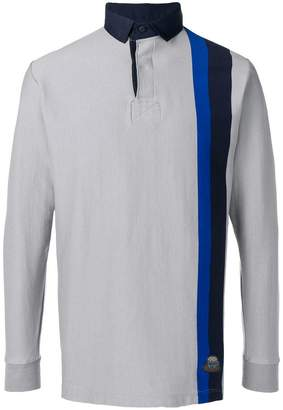 Anglozine Rugby polo shirt