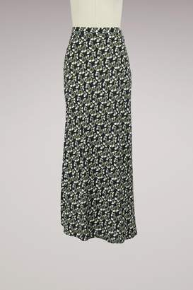 Marni Long straight skirt