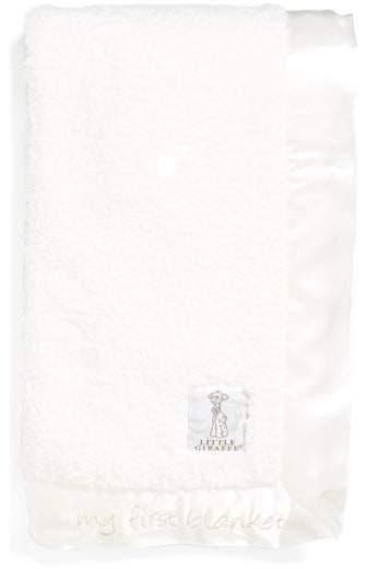 My First Blanket Chenille Blanket