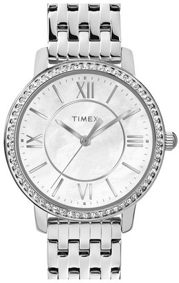 Timex ® 'Style Elevated' Bracelet Watch, 30mm $75 thestylecure.com