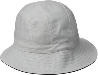 Physician Endorsed Women's B Zee 100% Cotton Two Tone Sun Hat Rated UPF 50+ for Max Sun Protection