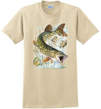 Express Yourself Shirts Yourself Adult Unisex Pike T-Shirt ( -)