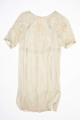 Vintage Loves Vintage 1970s Beaded Dress