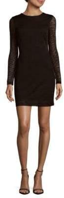 Nicole Miller Long Sleeves Dress