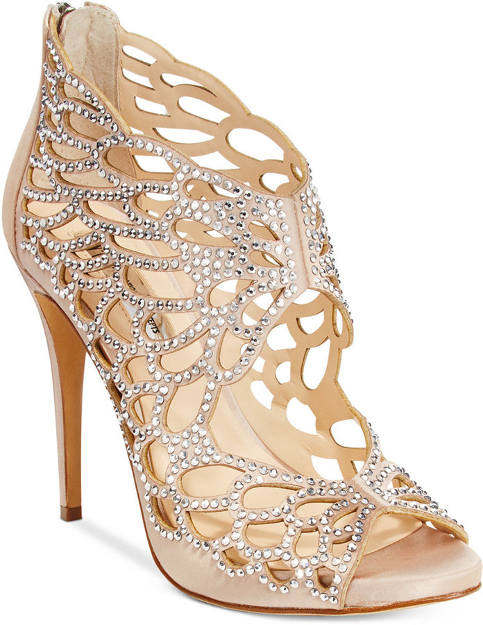 INC International Concepts Sarane Evening Sandals, Only at Macy's