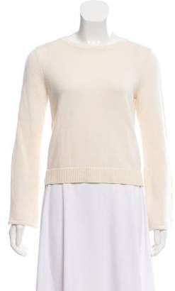 Ramy Brook Wool-Blend Rib Knit Sweater