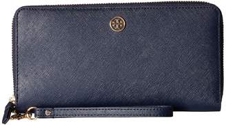 Tory Burch Robinson Passport Continental Wallet Wallet Handbags
