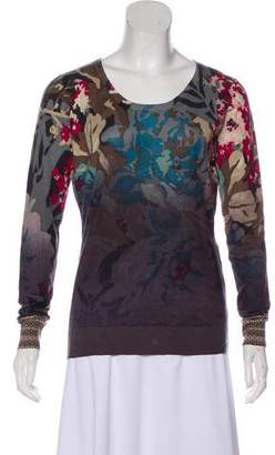 Etro Silk and Cashmere Sweater