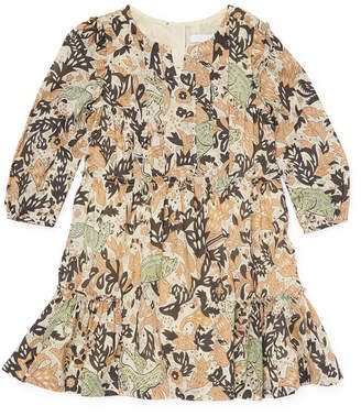 Burberry Crewneck Dress