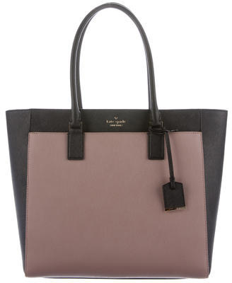 Kate SpadeKate Spade New York Colorblocked Leather Tote