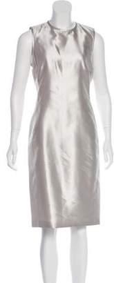 Ralph Lauren Black Label Silk Midi Dress w/ Tags