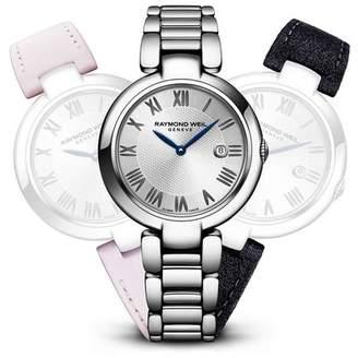 Bulova Women's Shine Swiss Quartz Interchangeable Strap Watch, 32mm