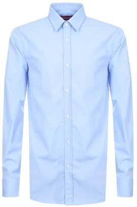 33883cf9 Hugo Boss Slim Fit Shirt Elisha - ShopStyle UK