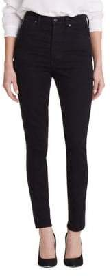 Citizens of Humanity Olivia High-Rise Slim Ankle Jeans