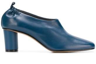 Gray Matters low heel pump
