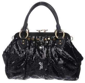 Marc Jacobs Stam Sequin Bag