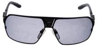 Chrome Hearts Double D II Sunglasses black Double D II Sunglasses
