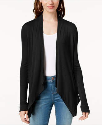 INC International Concepts I.n.c. Draped Cardigan, Created for Macy's