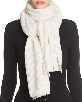 Vince Thermal Wool & Cashmere Scarf - 100% Exclusive
