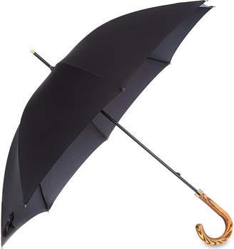 Fulton Commissioner wooden crook umbrella