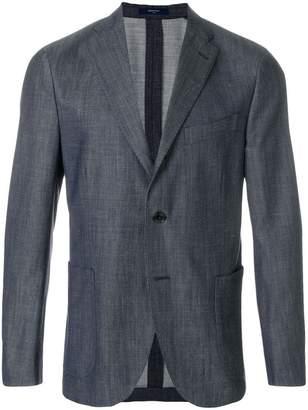 Boglioli classic fitted blazer