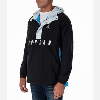 Nike Men's Air Jordan Anorak Wings Wind Jacket