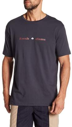 Barney Cools Fresh Clams Graphic Tee