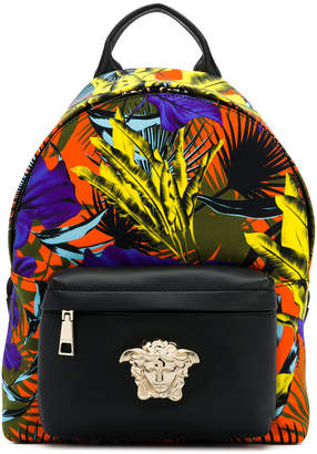 Versace 3D Medusa backpack